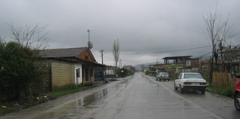 Main Road in Shtërmen