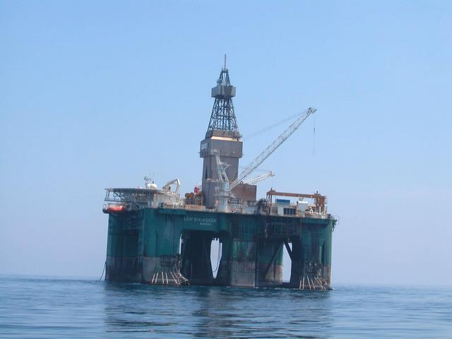 The oilrig