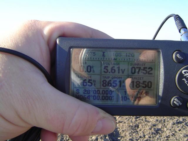 GPS II second reading