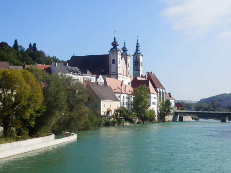 In the Town of Steyr