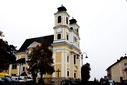 #10: The church at Hafnerberg - 3.5 km from the CP