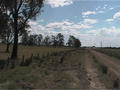 #4: Access is easy along a good dirt road only a kilometre off the bitumen.