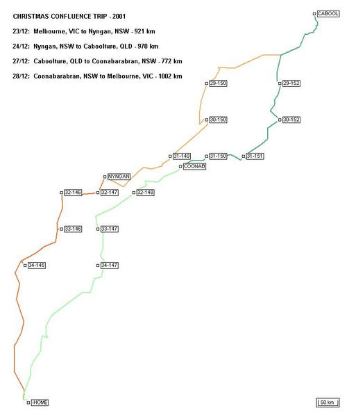 Track Map.jpg -- Route plan for the entire 14-confluence trip