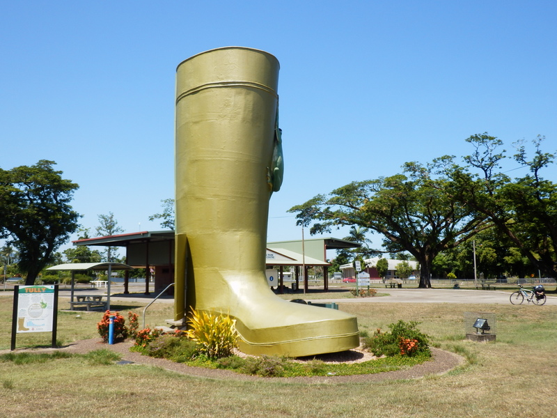 The Gumboot in Tully