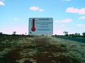 #6: Hot town Cloncurry. But it was a mild 41 degrees when we were there.