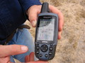 #5: 28Sth_142E_Photo looking at the GPS