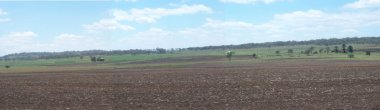 #1: The confluence point is out in the middle of this ploughed field
