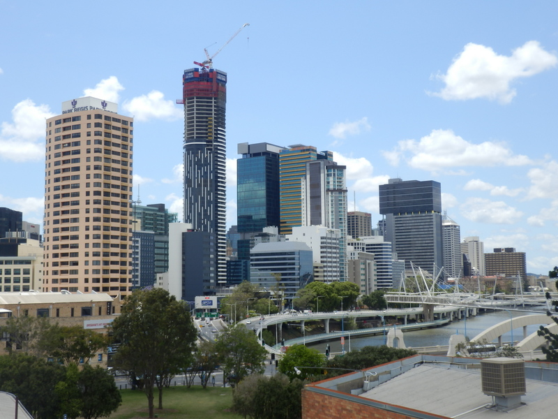 Brisbane Downtown