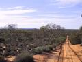 #5: Looking towards Mt Finke from Goog's Track, taken south east of the confluence