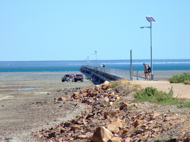 Port Germein Jetty