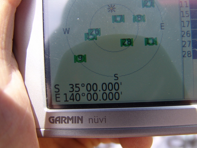 Second GPS to confirm