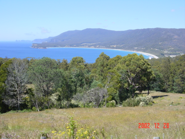 Pirates Bay, Eaglehawk Neck