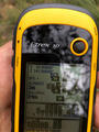 #6: Pic of the GPS spot on the Confluence Point
