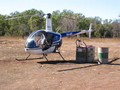 #9: Helicopter at Mt House Station