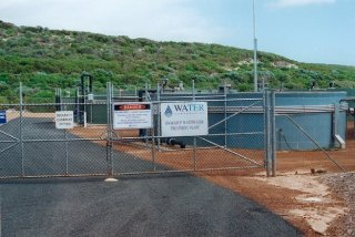 #1: The Gnarabup Wastewater treatment plant