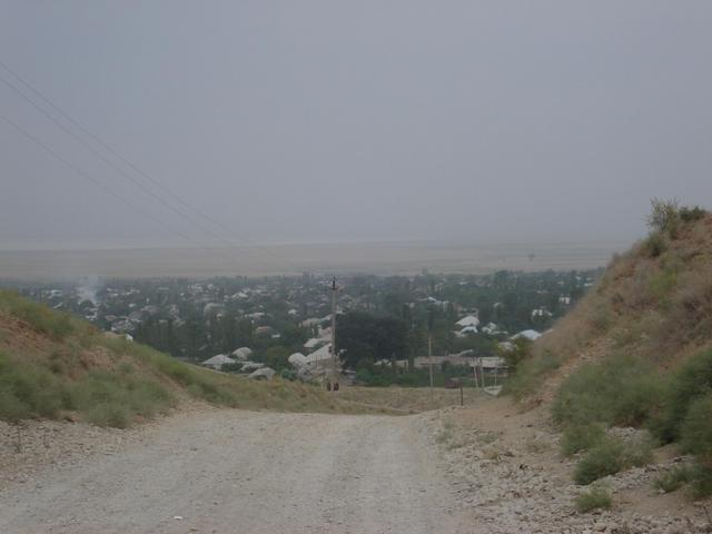 kichik dachna (8km distance from the confluence)