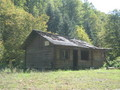 #3: Strange deserted cabin only a few hundred meters from confluence