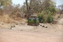 #6: Park W game preserve at the corner of Benin, Niger and Burkina