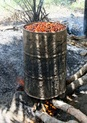 #9: Cooking the fruits of the oil palm trees