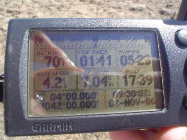 GPS NA MARCACAO IDEAL