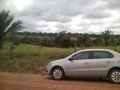#3: Parei o carro a 2.500 metros da confluência - I stopped the car 2,500 meters to the confluence