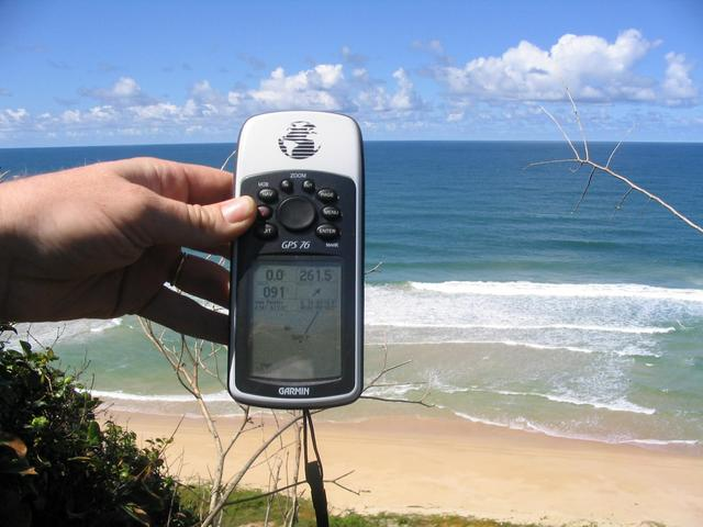 Reading GPS receiver at first attempt