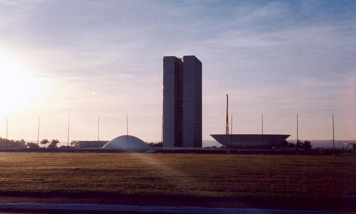 where we started - Brasília