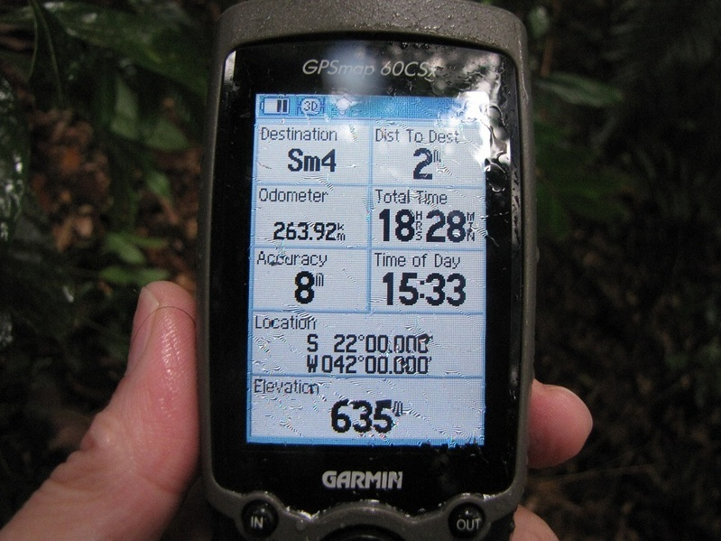 A prova ! GPS proof