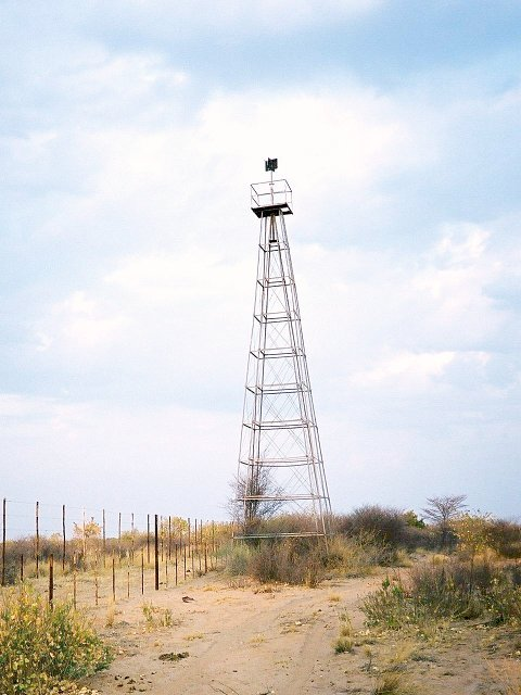 Trig beacon tower nearby