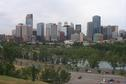 #10: Downtown Calgary and the Bow River as seen from Crescent Road.