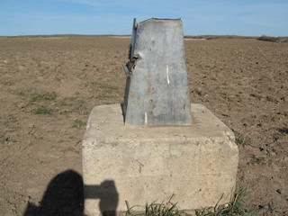 #1: Old survey monument