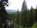 #3: View to south over montane lake