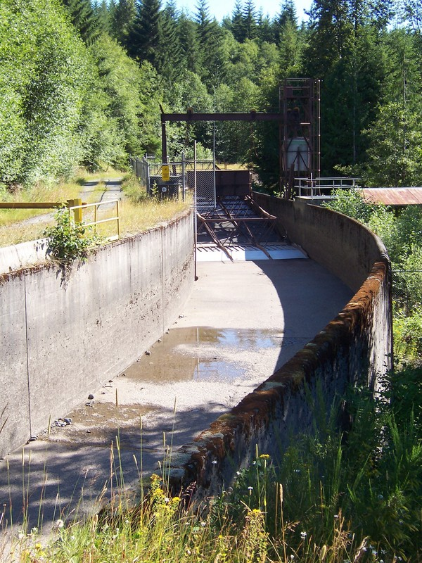 Salmon River Diversion Canal