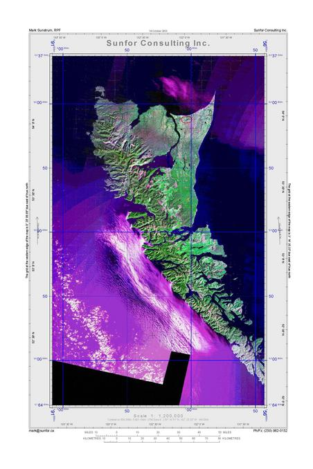 Queen Charlotte Islands Overview