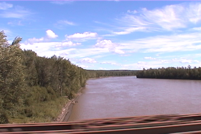 Fort Nelson River