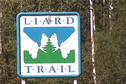 #4: start of the Liard Trail