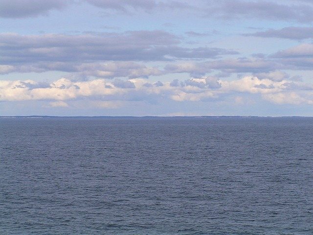 View toward NNW