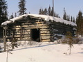 #10: This picture of the Warden grove cabin is about 175 km from the confluence