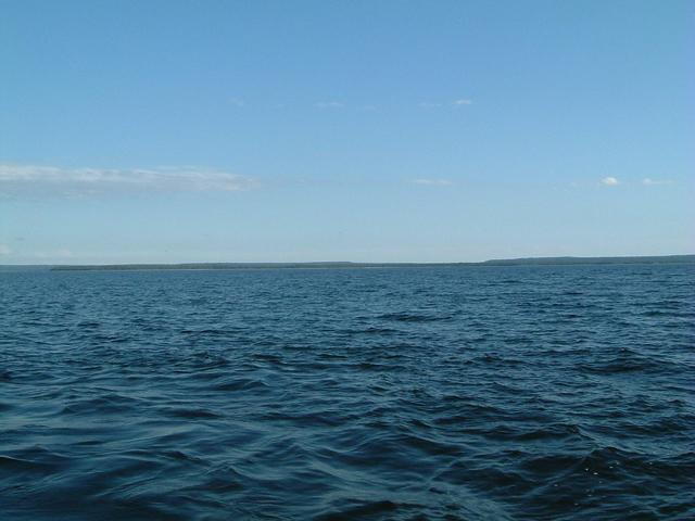 Looking South toward Manitoulin Island