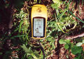 "#5: Picture of the GPS - reading - N47'59'59.8"" - W081'00'00.3"""
