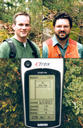 #3: Myself, my brother and the GPS reading