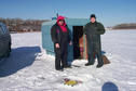#6: Ice fishermen near the confluence.