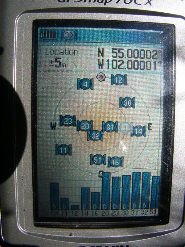 Image of the GPS