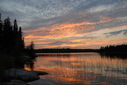 #10: Sunset on Pelican Lake