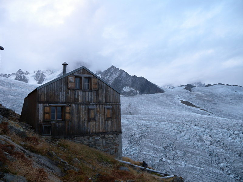 The Mountain Hut Refuge Albert Premier