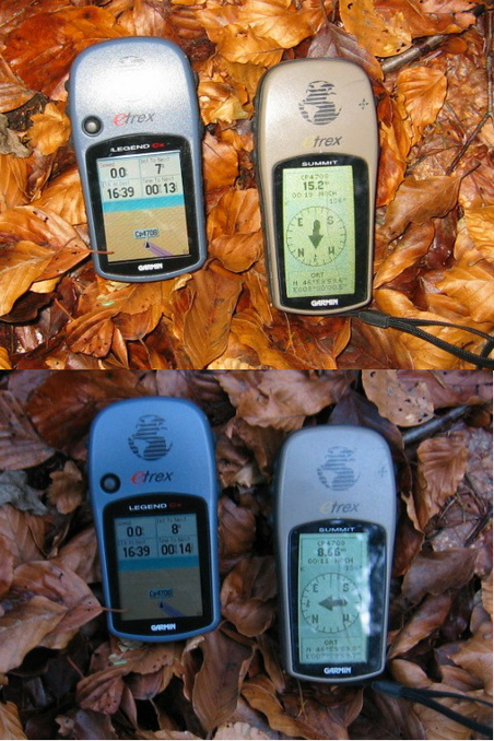 GPS Readings - Sometimes Disagreeing with each Other