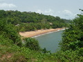 #8: Nice beach close to the Confluence