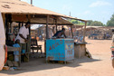 #10: Local restaurant at the market of M'Benge