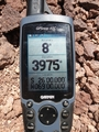 #6: Photo of GPS at the Confluence