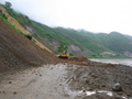 #2: One of many Landslides after Heavy Rain